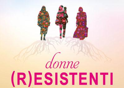 Flyer Donne Resistenti