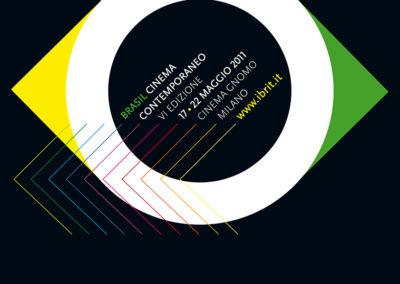 Brasil Film Festival poster 2011