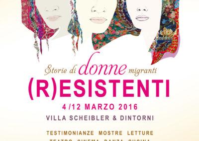 Poster Donne Resistenti