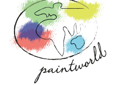 Logo Paintworld